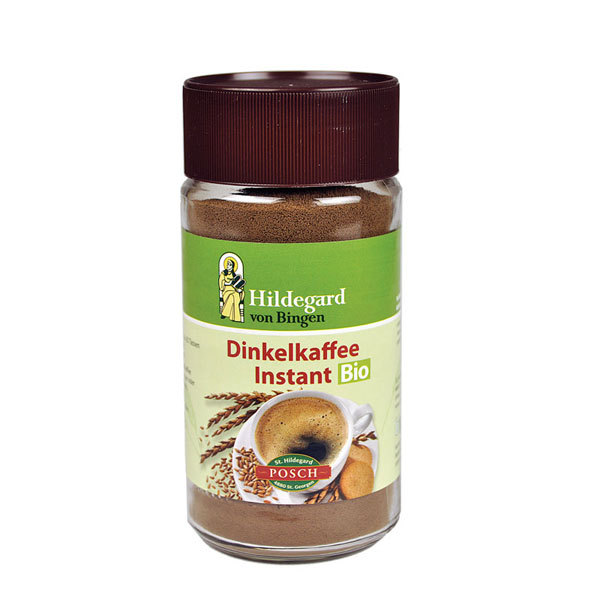 bio dinkelkaffee instant st hildegard posch 100g. Black Bedroom Furniture Sets. Home Design Ideas