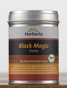 Black Magic Curry - Bio Gewürzmischung Herbaria 80g Dose
