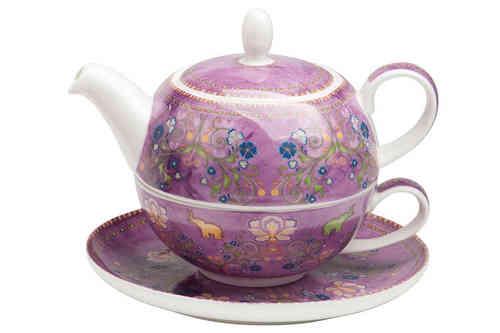 tea for one tealogic natur kr uter shop. Black Bedroom Furniture Sets. Home Design Ideas