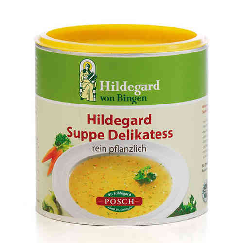 Suppe Delikatess - St. Hildegard Posch 400g
