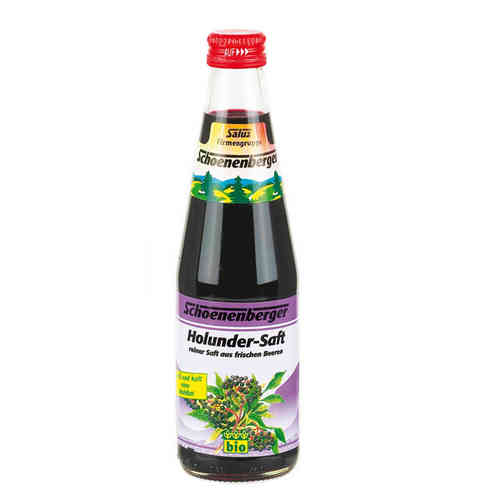 Holundersaft - Schoenenberger 330 ml