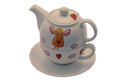 Tea for one - Schutzengel - Cha Cult