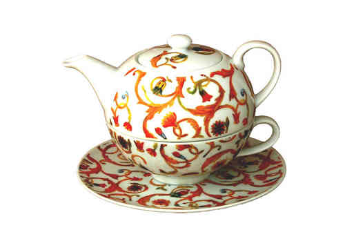 Tea for one - Florenz - Cup + Mug