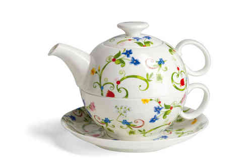Tea for one - Fleurette - TeaLogic