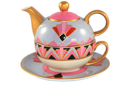 Tea for one - Symbol - Topline