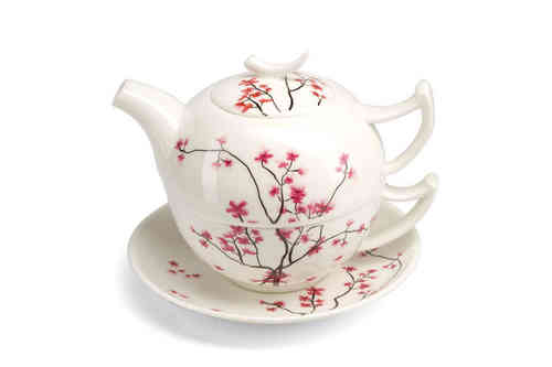 Tea for one - Cherry Blossom - TeaLogic