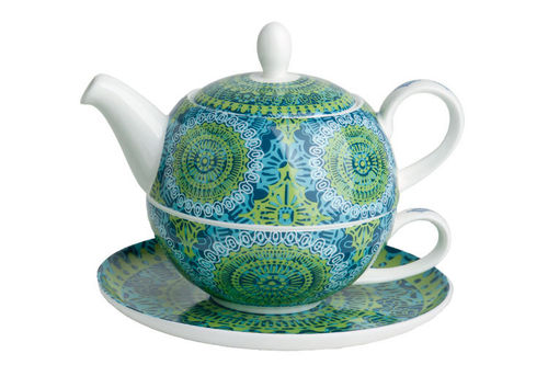Tea for one - Nanji - TeaLogic