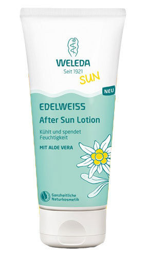 Edelweiss After Sun Lotion - Weleda 200 ml