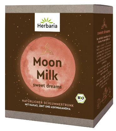 Moon Milk Sweet Dreams - Bio Gewürzmischung Herbaria 25g